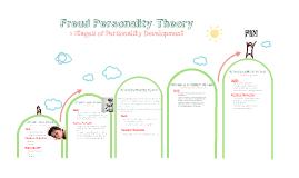 Sigmund Freud Theories On Personality Development