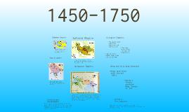 Copy of 1450-1750
