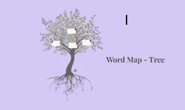 Word Map: Tree