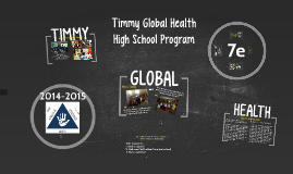 High School Conference 2014-2015