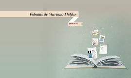 Copy of Fábulas de Mariano Melgar