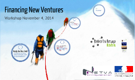 NETVA Nov 2014 - Financing New Ventures
