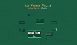 Copy of La Mamba Negra