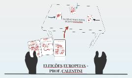 Copy of ELEIÇÕES EUROPEIAS