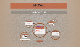 Copy of MUSIC AND LIFE