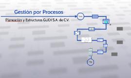 Documentación de Procesos