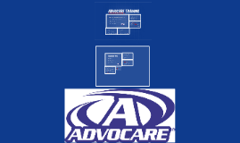 AdvoCare Training