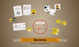 Copy of Benzene