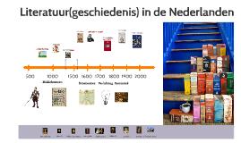 v5 wvv literatuurgeschiedenis