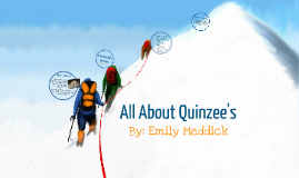 Copy of All About Quinzee's
