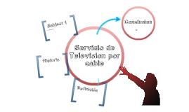 Servicio de Televisión por cable
