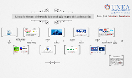 Time Line UNEA Tecnología