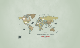 Stereotypes of The World