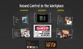 Hazard Control