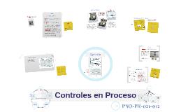 Controles en Proceso