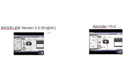 iModeler V5.0