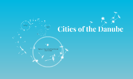 Cities of the Danube