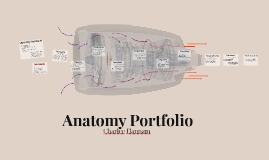 Anatomy Portfolio