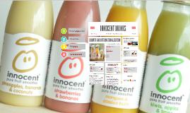 Copy of INNOCENT DRINKS