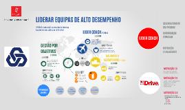 LIDERAR EQUIPAS DE ALTO DESEMPENHO CGD
