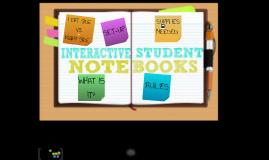 Copy of Interactive Student Notebook Intro & Set-up (English/Language Arts)