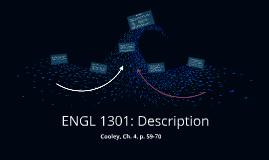 ENGL 1301: Description