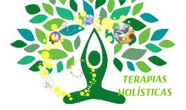 TERAPIAS HOLÍSTICAS