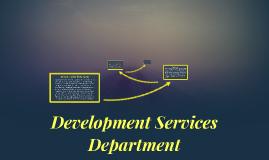 Development Services Department