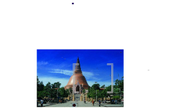 Survey of Behavior Motivation of tourists visiting Phra pathom Chedi