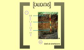 Calicatas