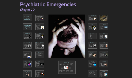 Psychiatric Emergencies