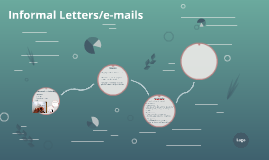 2do año Informal Letters/e-mails