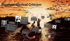 Psychoanalytic Criticism