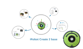 iRobot Create 2 base