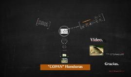 """COPAN"" Honduras"