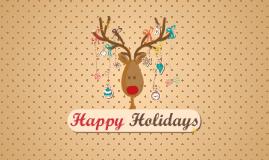 Happy holidays - (Shared from Prezi University)