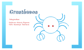 Copy of Crustaceos