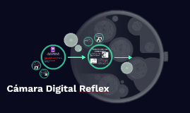 cámara digital reflex