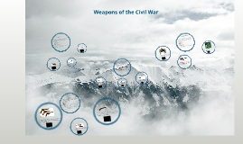 Copy of Weapons of the Civil War