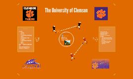 The University of Clemson