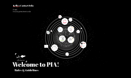 Welcome to PIA!