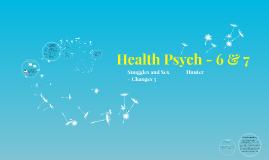 Health Psych Week 4