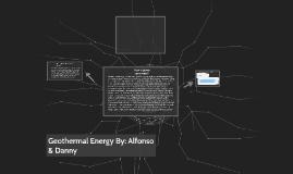 Goethermal Energy