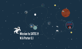 Mission to SATEC @ W.A Porter C.I
