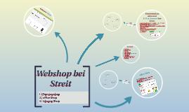Streit Service & Solution Webshop