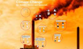 Climate Change Prezi