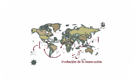 Evolucion de la innovacion