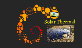 Solar Thermal