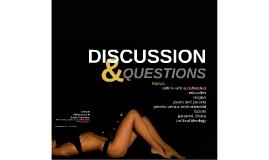 Female Erotic Plasticity - PSYCH 4990