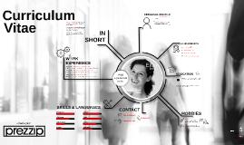 Modelo Prezi de Curriculum Vitae por Prezzip.com